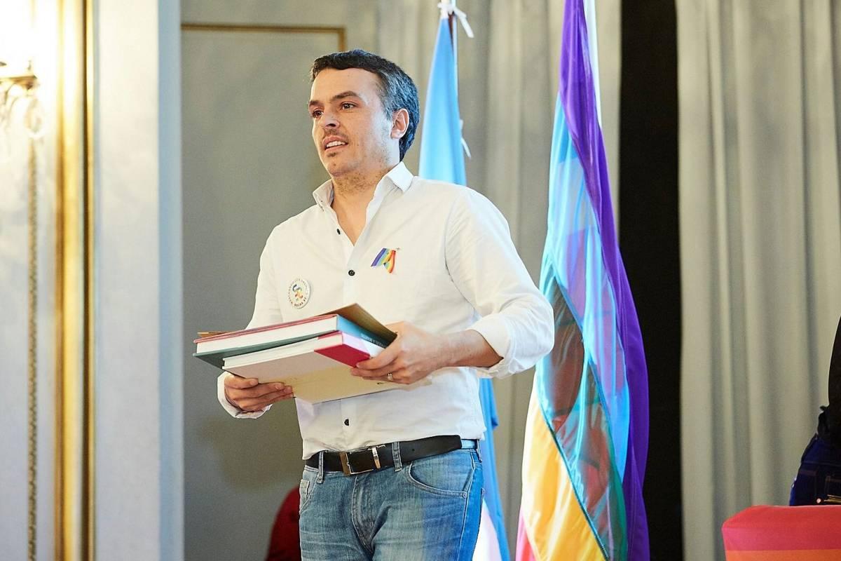 Esteban Paulón, a cargo del área que impulsa la propuesta.