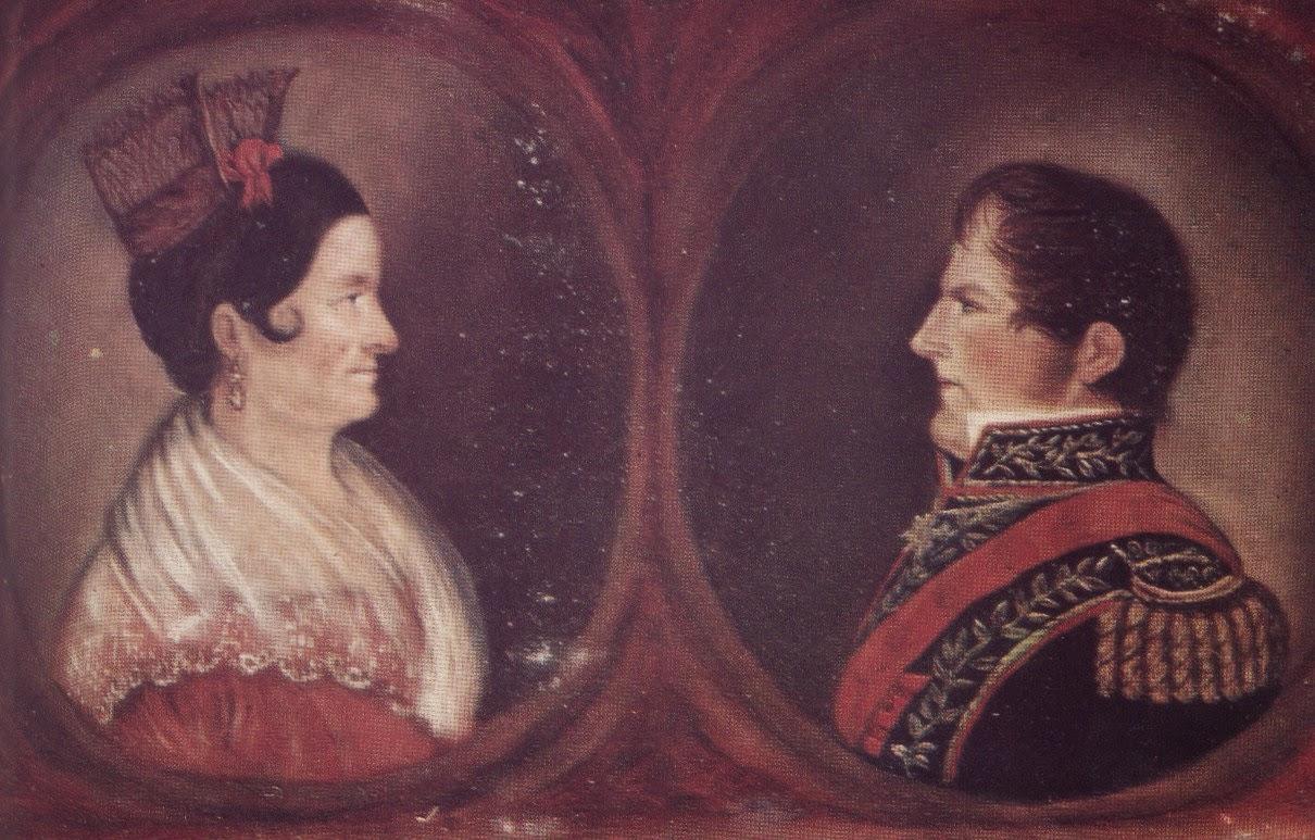 Encarnación y Juan Manuel