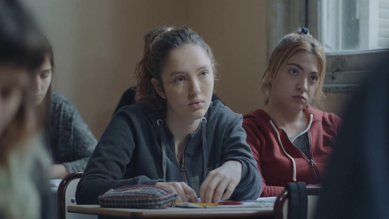 Imagen de la la pekícula Invisible, segundo film de Pablo Giorgelli.