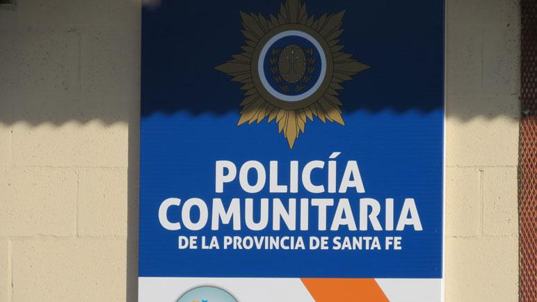 Adios a la Comunitaria. El sello policial será tomado por la UR IV.