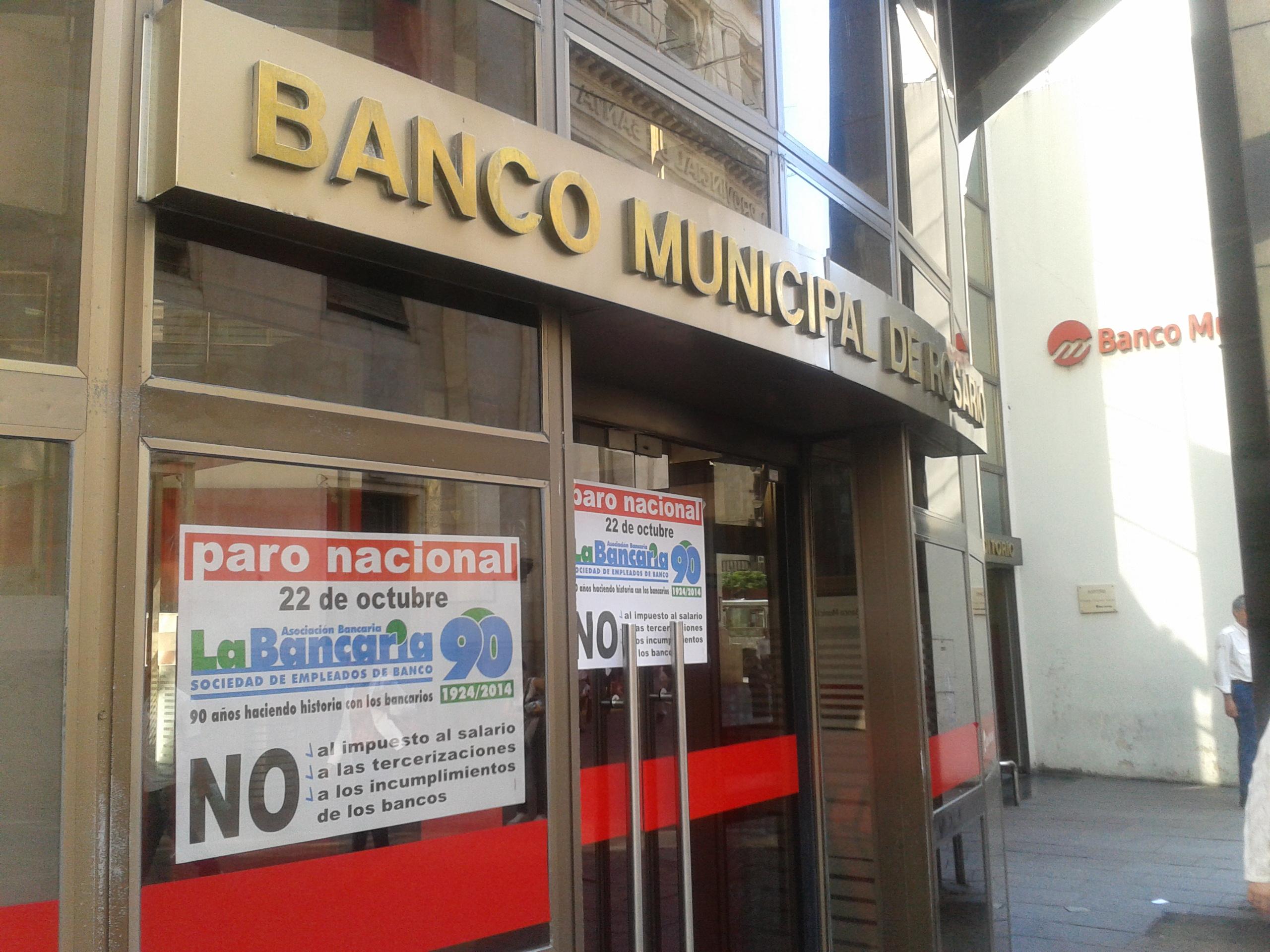 Sin bancos por segundo día consecutivo