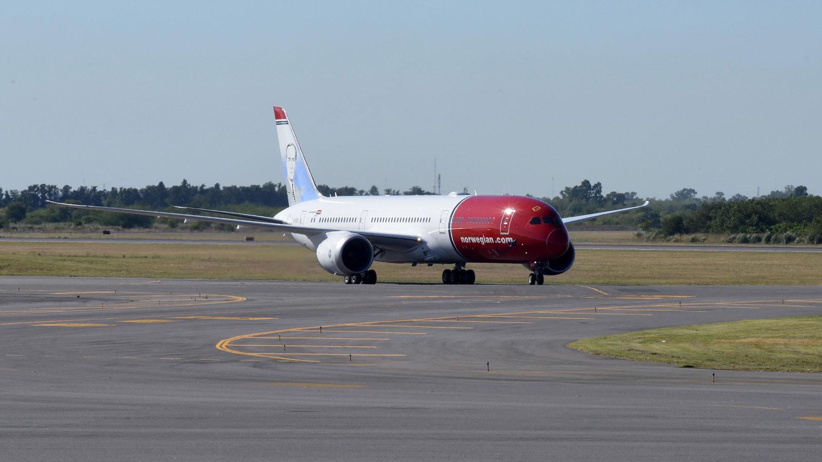 A mediados de año la compañía comenzará a operar en 152 rutas (Foto de Télam)