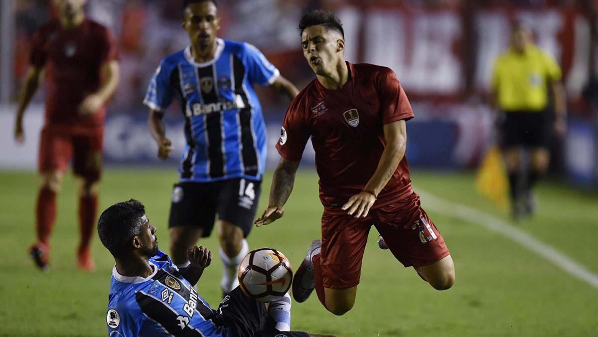 Independiente empató con Gremio