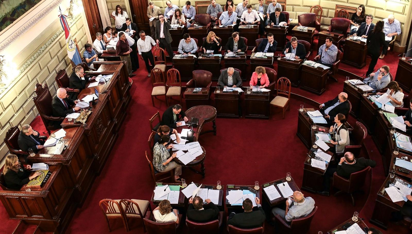 La Legislatura se prepara para debatir el Presupuesto.
