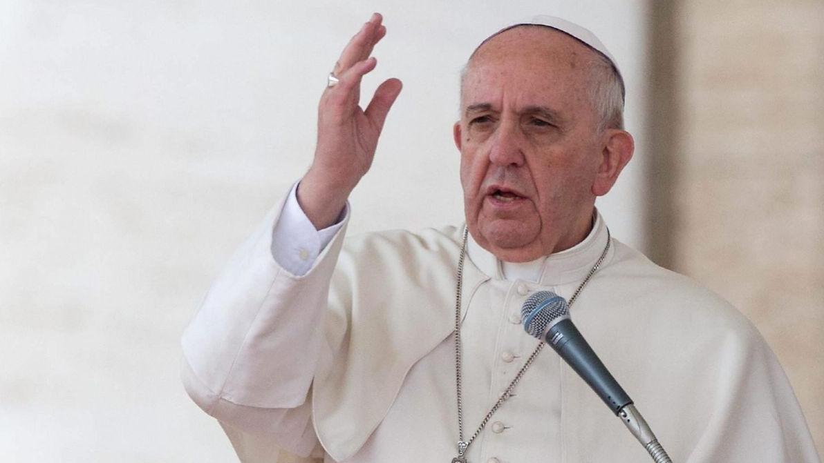 El Papa se saltea Argentina