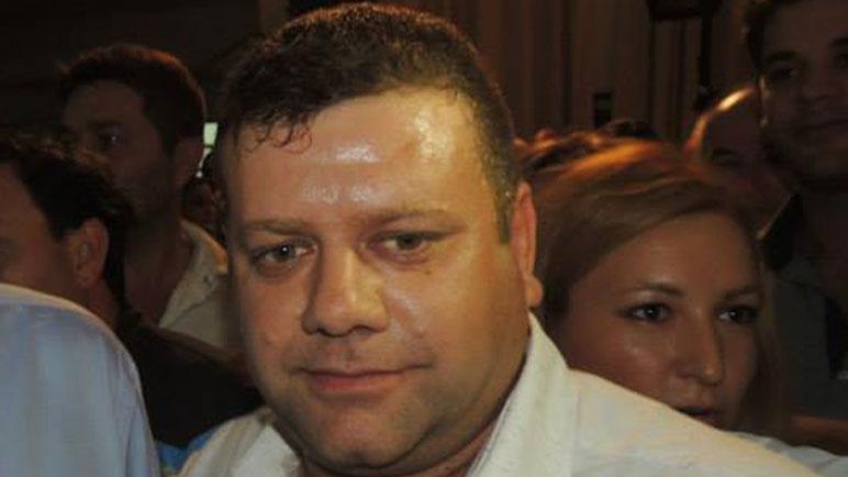 Germán Zarantonello reclamó por la presencia de Gendarmería.