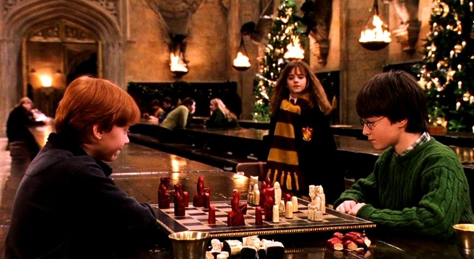 Si sos fanático de Harry Potter, esta tarde tenés una cita.