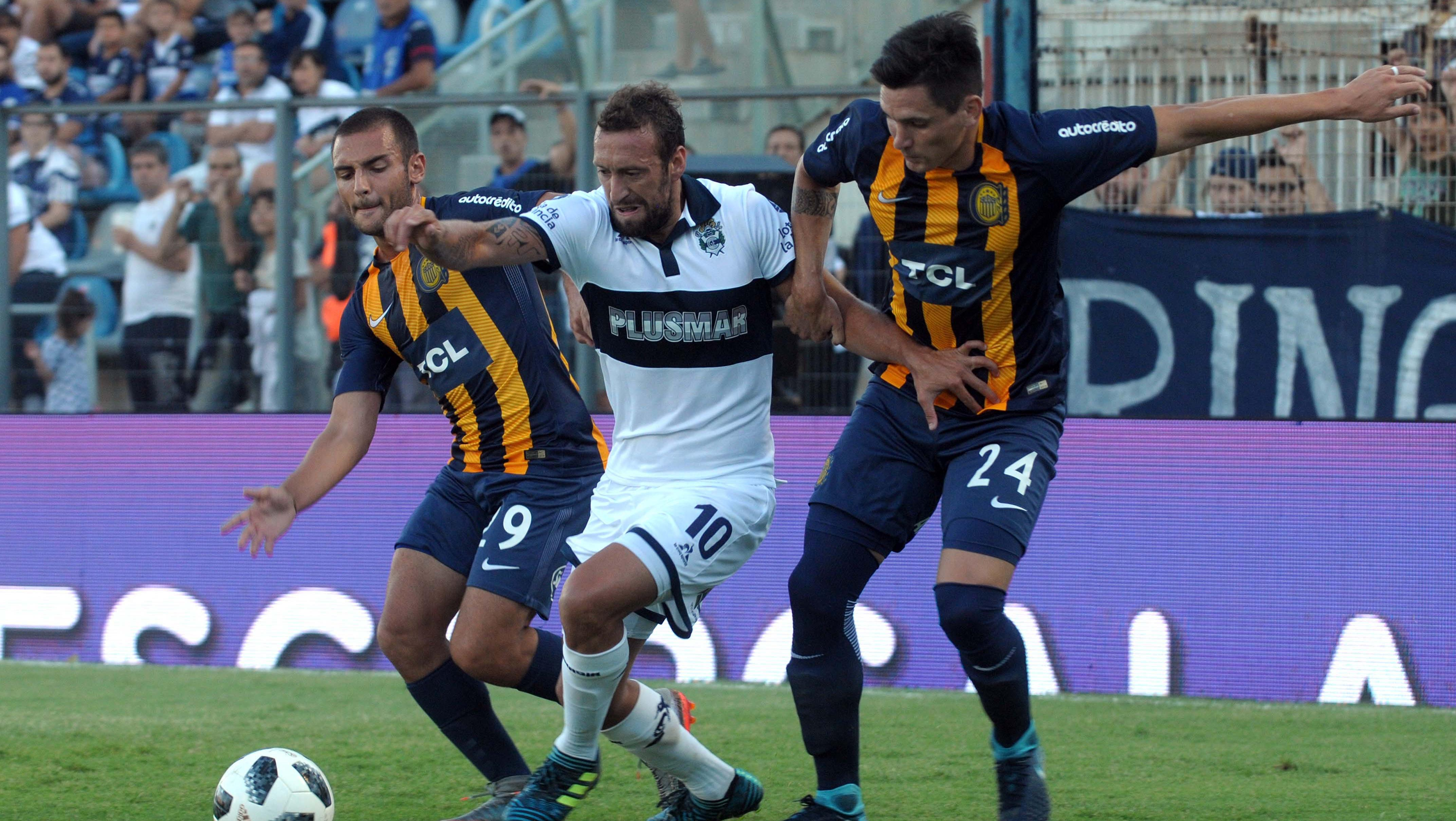 Central sufrió las bajas y perdió por primera vez en la era Fernández.