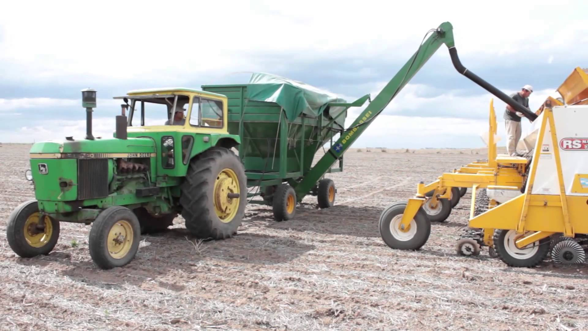 La ecuación lleva al productor a cultivar soja únicamente o arrendar su campo.