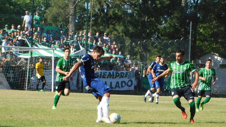 La imagen no se repetirá en este verano. Belgrano y Nueve, no se enfrentarán.