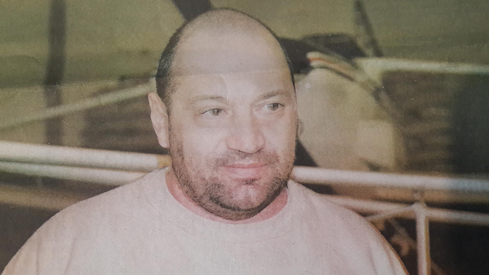 Gerardo Colotti persiguió en su avioneta a Barbieri hasta el vuelco fatal.