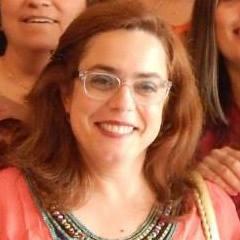 AmaliaMaggi, juezade paz de Arequito.
