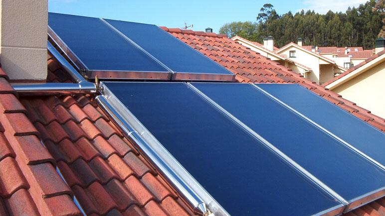 Paneles solares en edificios municipales. Por ahora, es sólo una posibilidad.