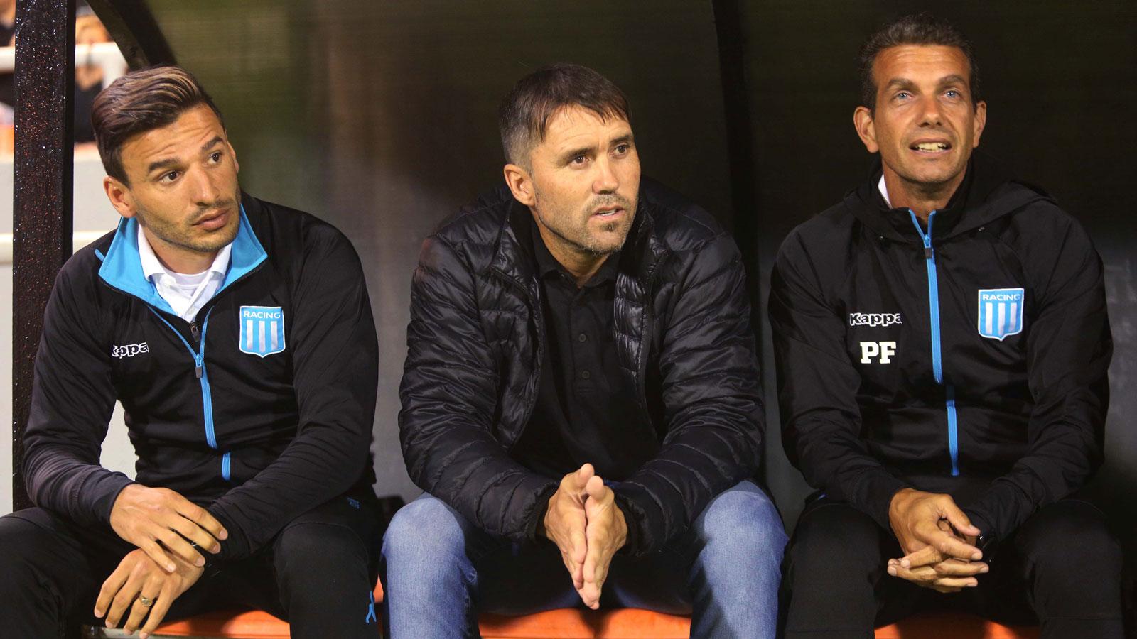 El próximo amistoso de verano será frente a Independiente (Télam)
