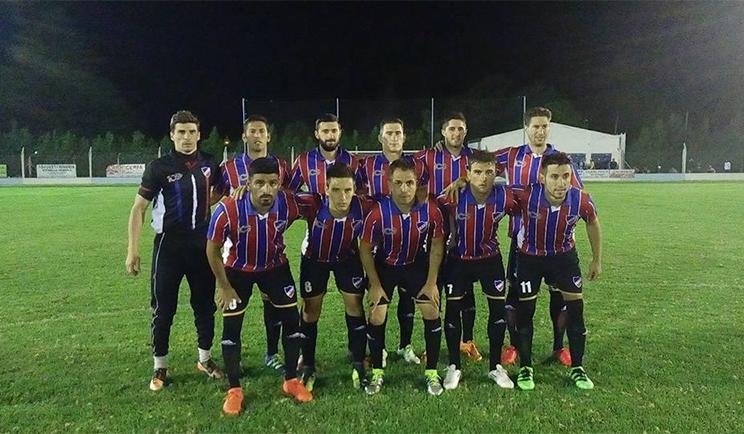 Con Jorge Newbery, Lucero fue semifinalista de la Liga Venadense