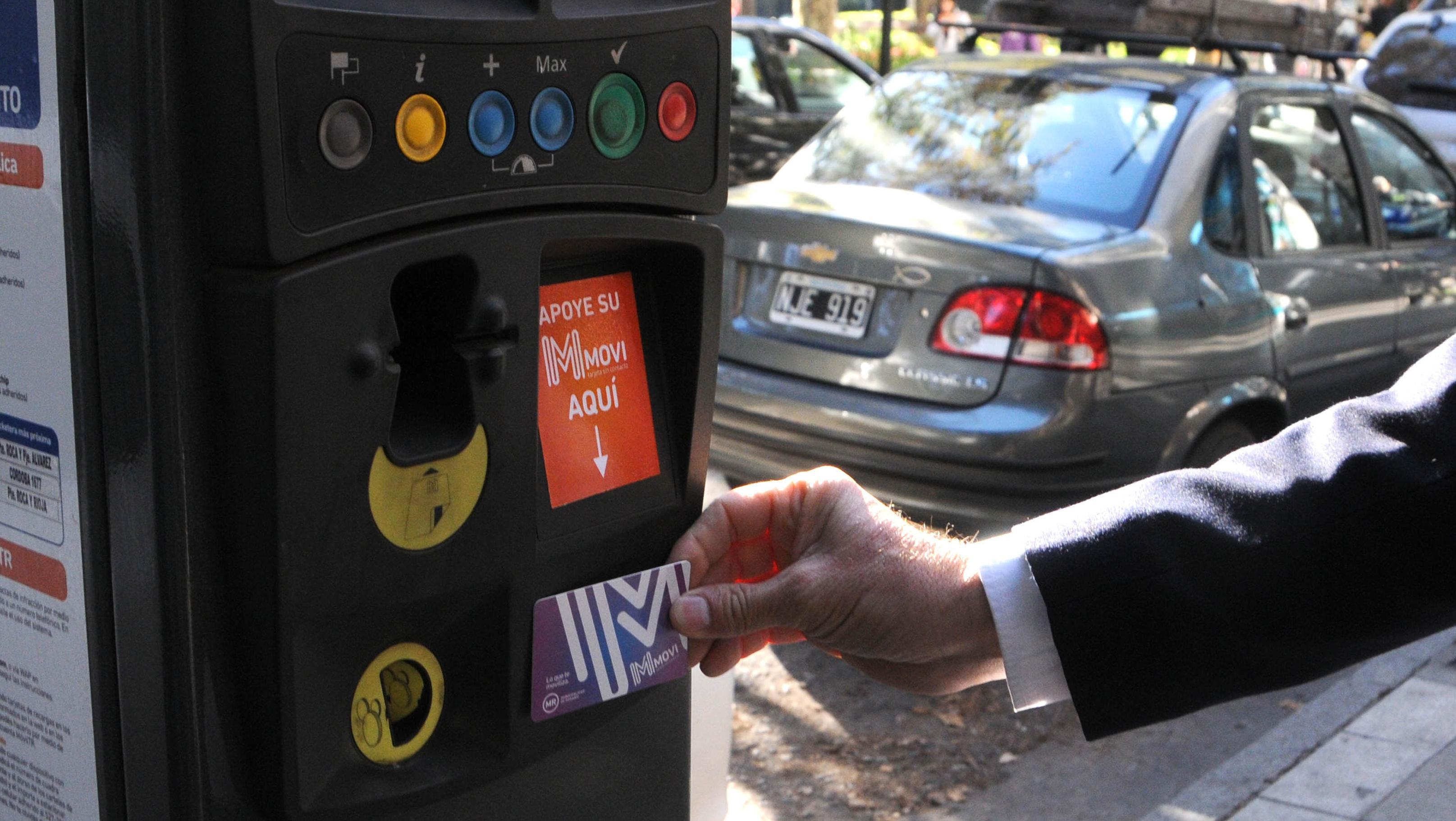 Aumento la tarifa del estacionamiento medido