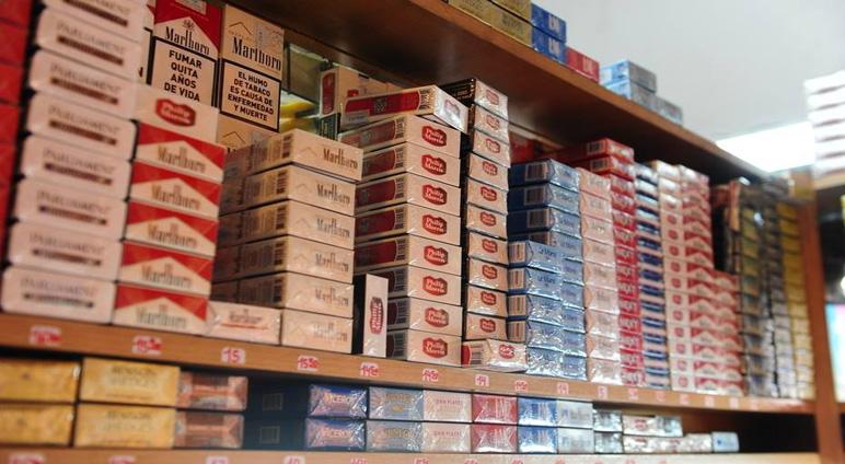El precio de los cigarrillos aumentó un 5%. Desde la tabacalera se tomó a la presión fiscal como determinantes