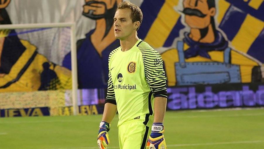 El arquero titular no pudo jugar contra Tigre, pero fue bien reemplazado por Ojeda.