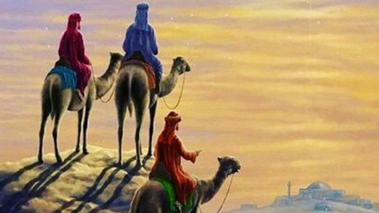 Melchor, Gaspar y Baltasar estarán el domingo en el Arbolito.