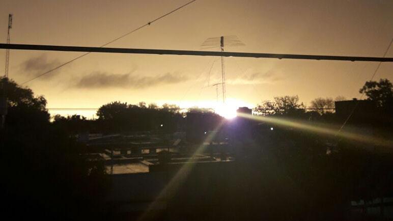 En Casilda, después de la tempestad salió el sol.