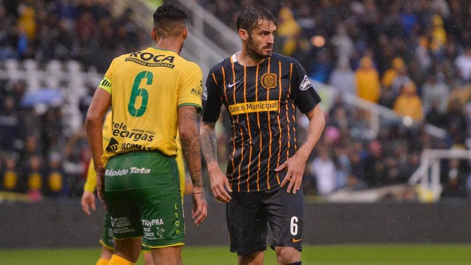 El defensor volvió a Vélez después de 8 años. (Foto: FB RC)
