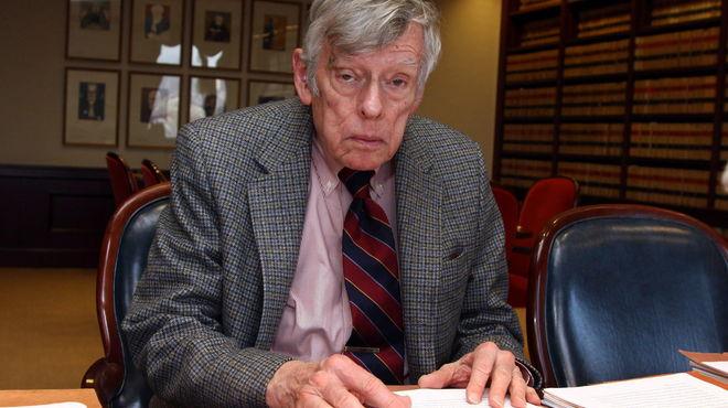Murió Thomas Griesa, el juez que condenó a la Argentina por la deuda en default.