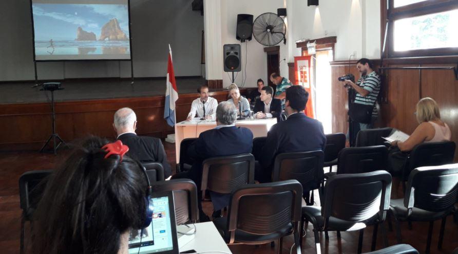 La Secretaría de Energía organizó la audiencia en Recreo. No fue casi nadie.