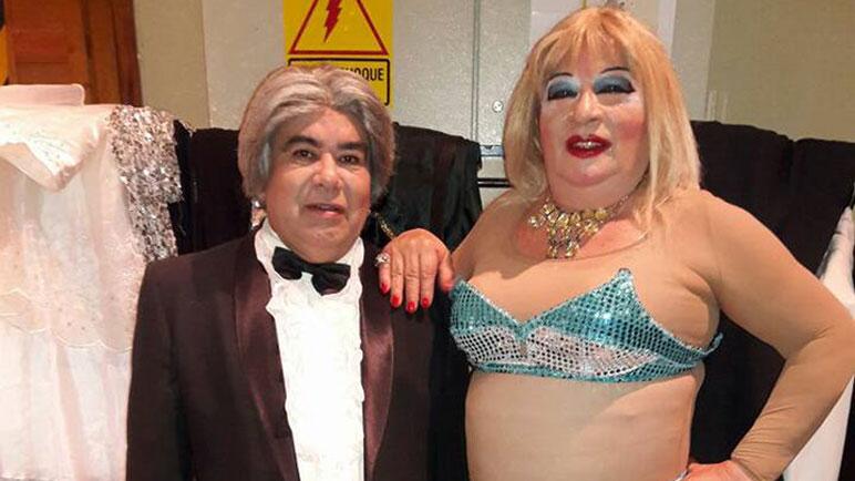 Los Cachugo se instalan en Carlos Paz para hacer temporada teatral.