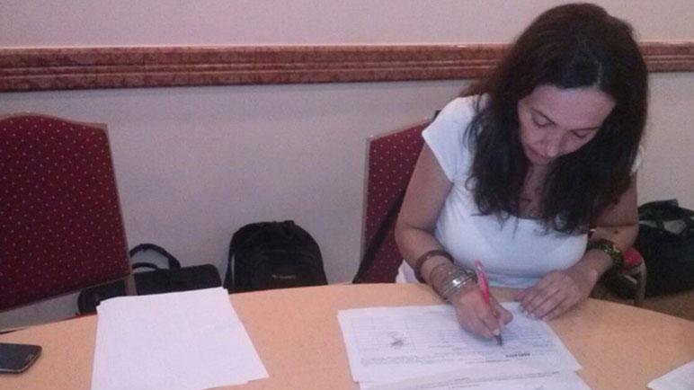 Lorena Casati ya trabaja como Directora de Desarrollo Productivo de Casilda.