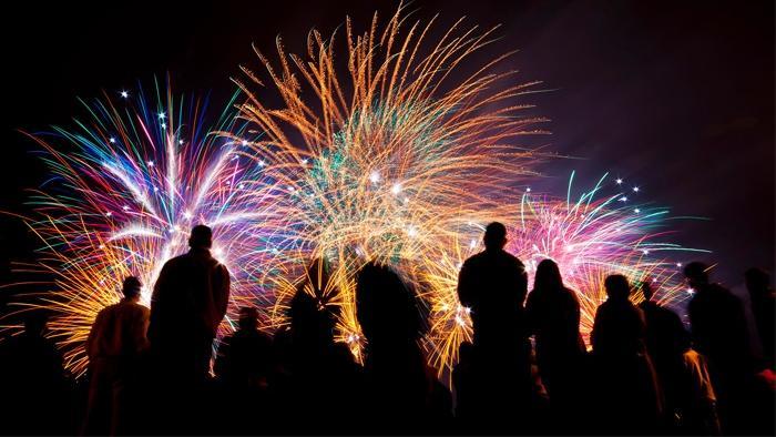 La pirotecnia está prohibida en Pujato, aún en las fiestas de fin de año.