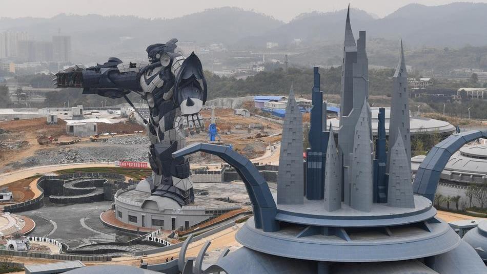 Un enorme espacio para vivir la ciencia ficción al máximo