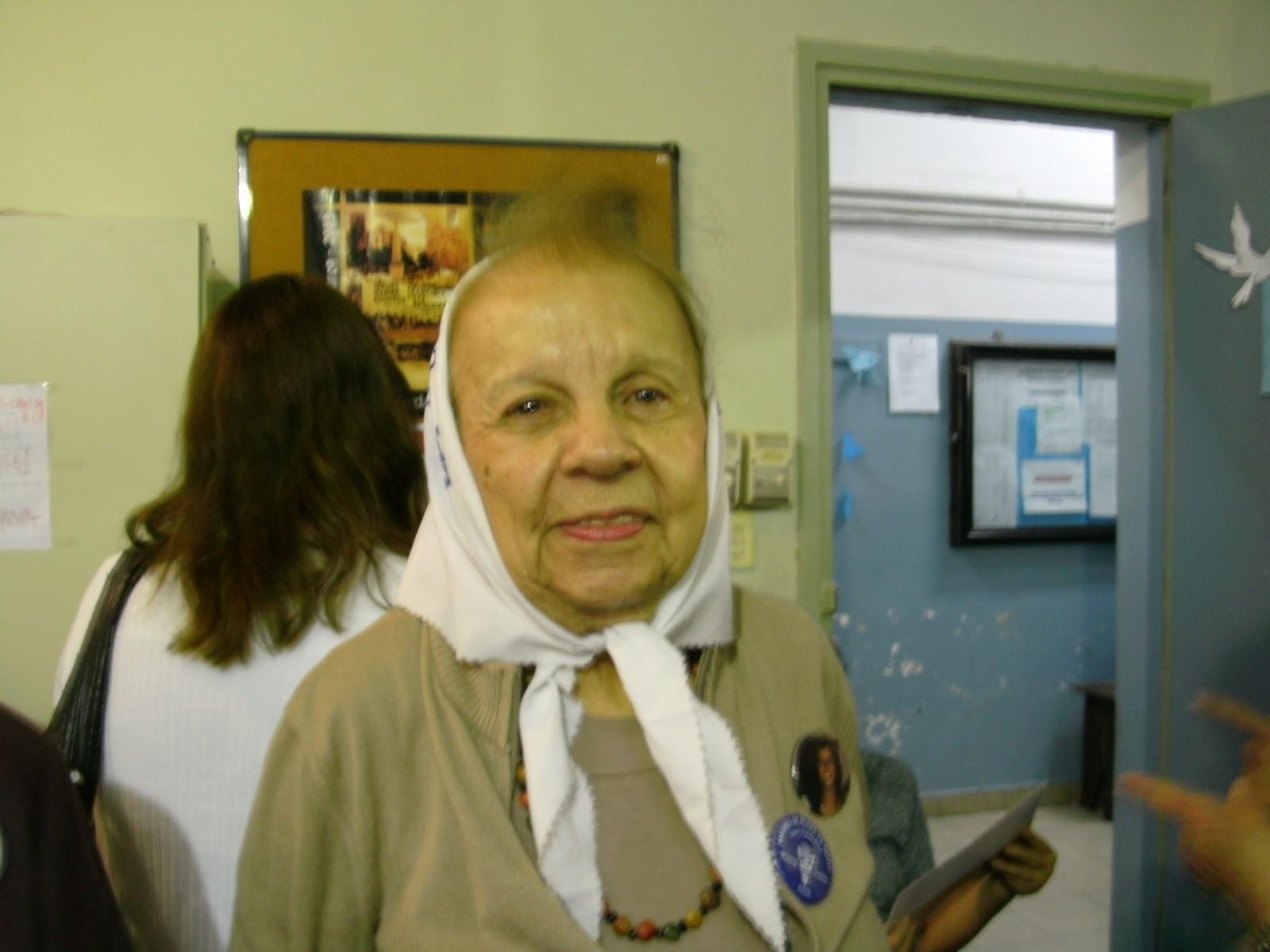 Carmen falleció sin haber conocido el paradero de su hija, desaparecida en la dictadura.
