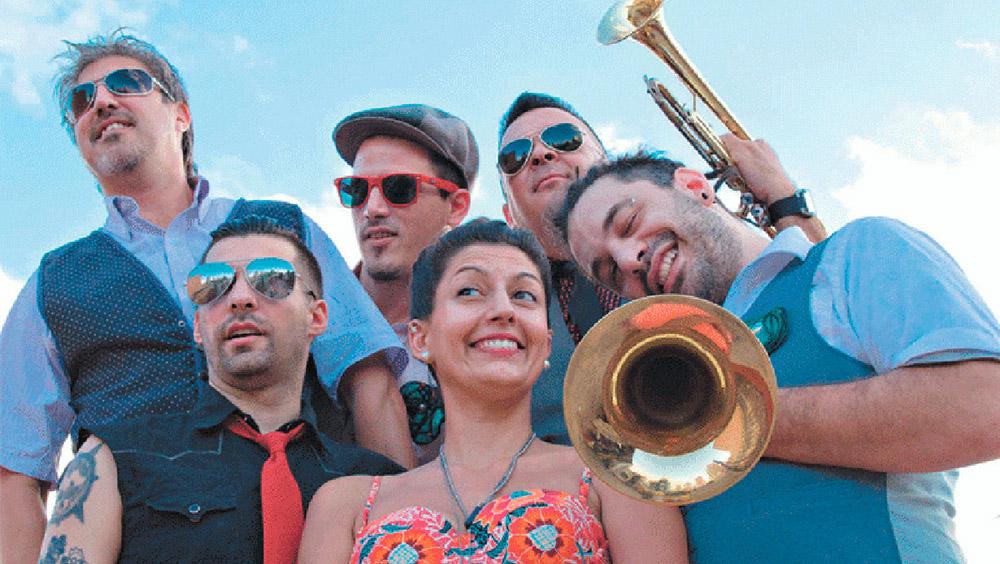 La banda rosarina se despide del 2017 en su ciudad