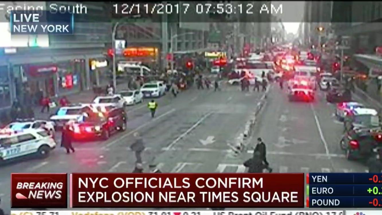 Estados Unidos vuelve a ponerse en vilo, pese a que nadie se atribuyó el ataque.