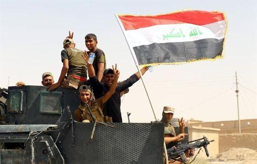 Tropas iraquíes combatiendo al Isis(Archivo EFE)