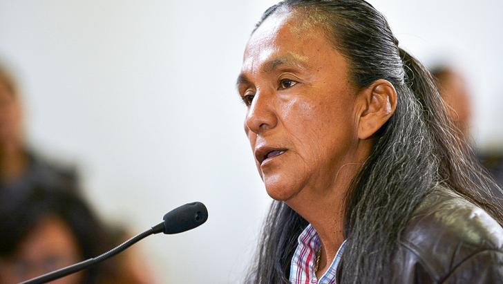 LaCorte Suprema dispuso queMilagro Sala debe cumplir prisión domiciliaria.