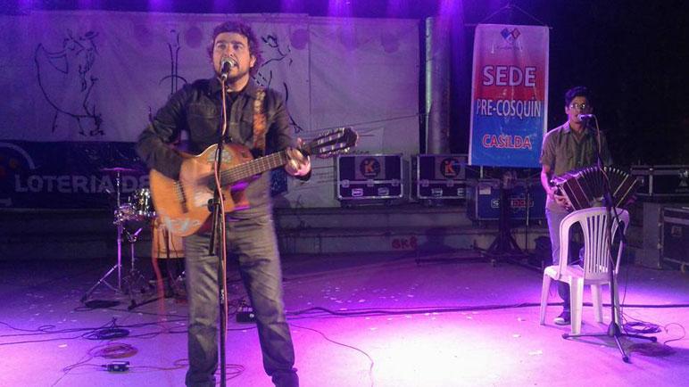 Los artistas locales quieren su lugar en la Próspero Molina.