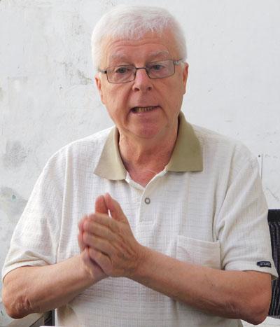 Hugo Raccaexpuso su versión ante los medios.