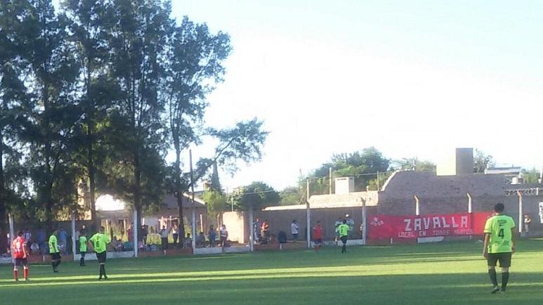 Atlético Pujato y Unidos definen la Reserva en el Polideportivo.