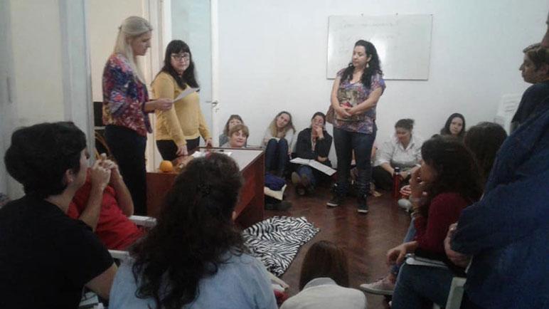 La escuela de Psicología Social funciona a pleno en la ciudad.