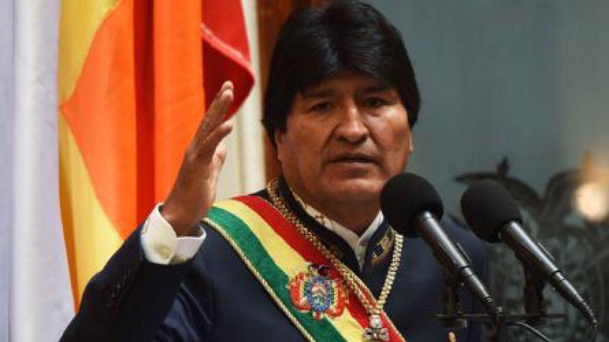 Evo Morales podrá ser reelecto.