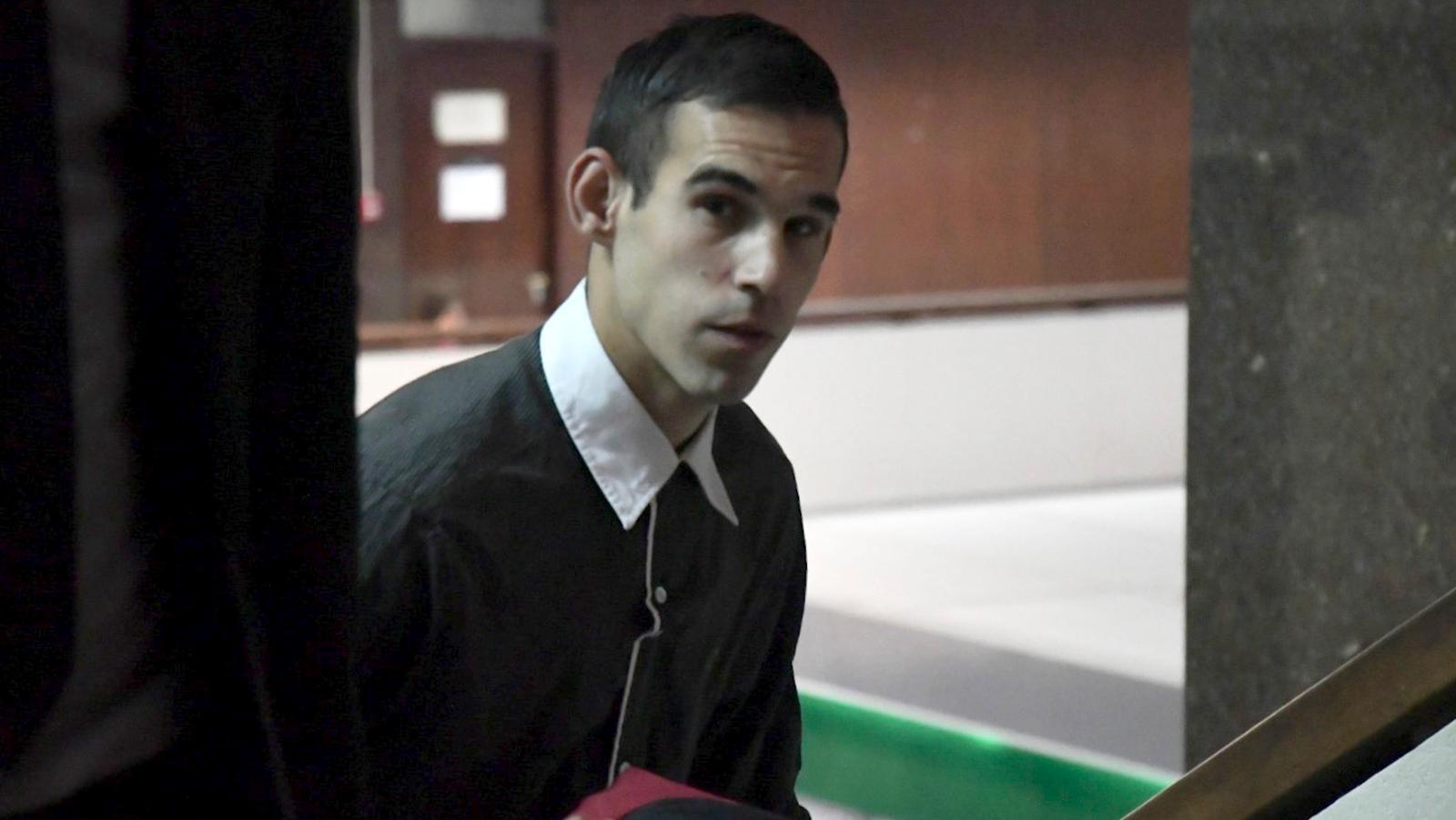 "Joel Fernández, alias ""Chavito"", se declaró inocente."