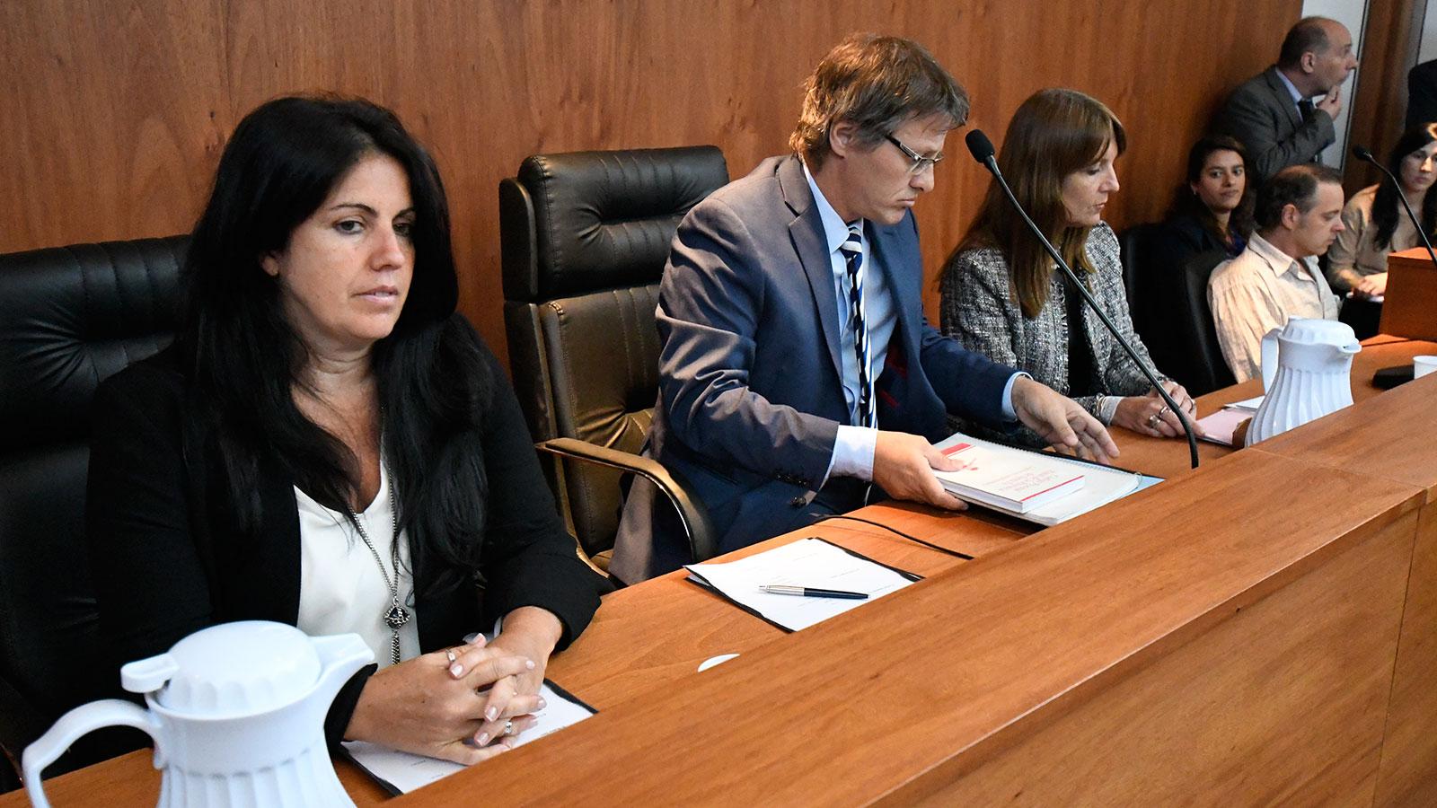 Los jueces y una medida que trajo polémica (Juan José García)