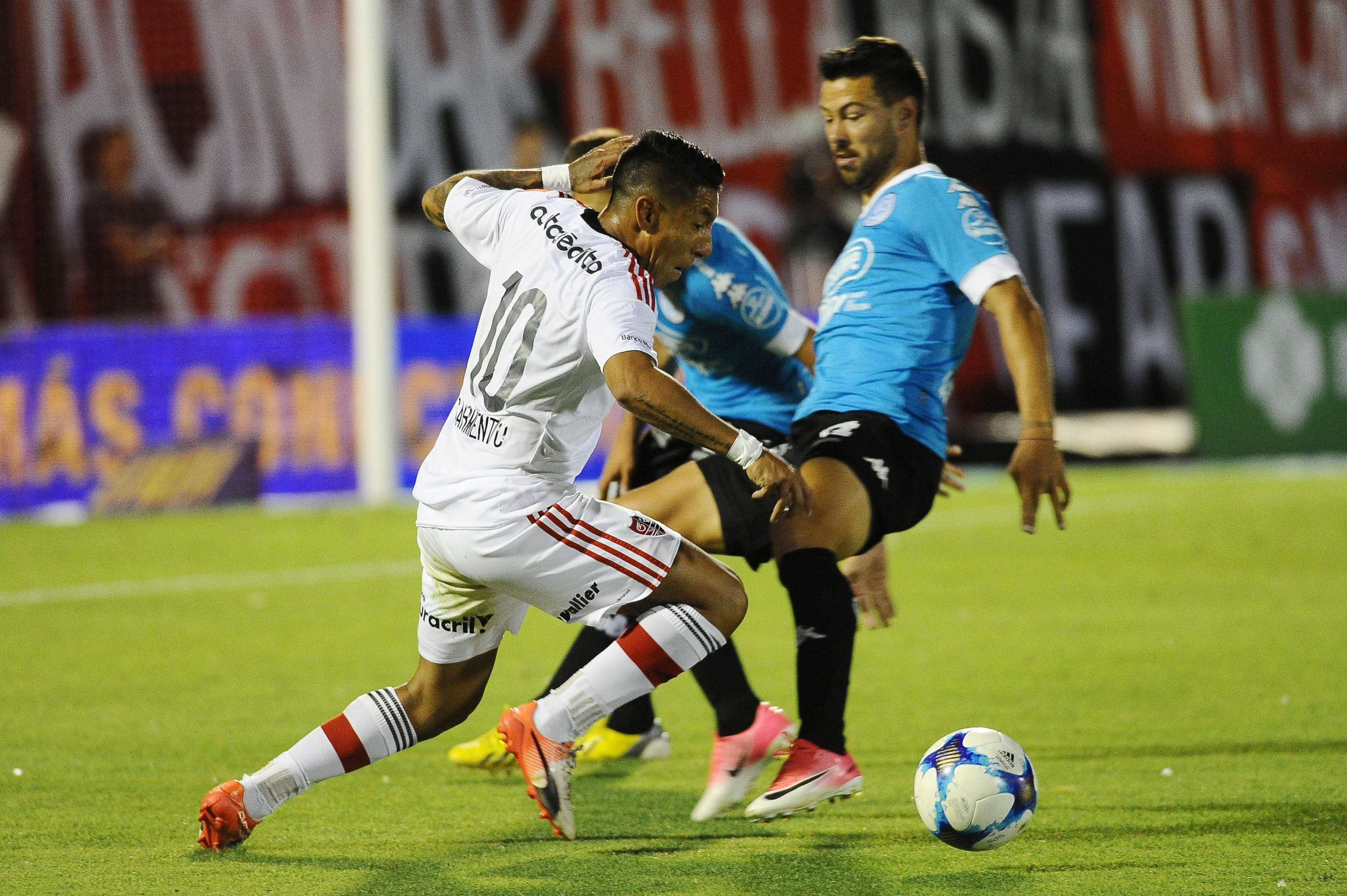 Newell'scayó de local en la Superliga (Telam)