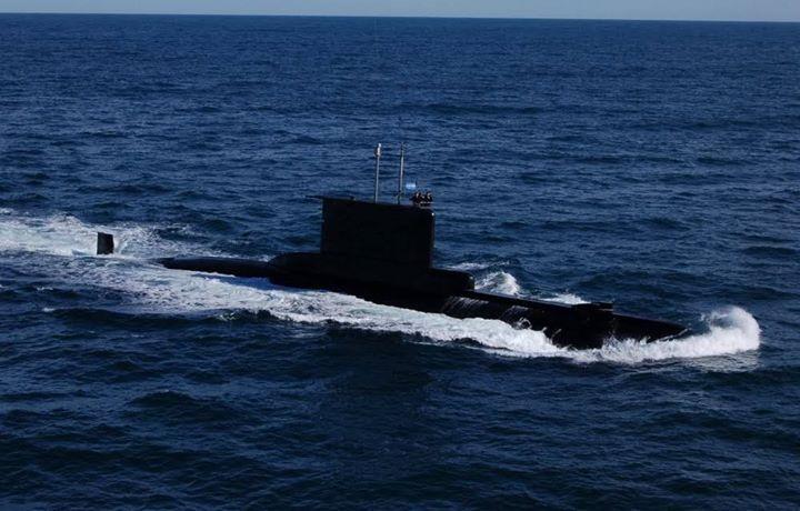 El ARA San Luis, el único submarino de Malvinas