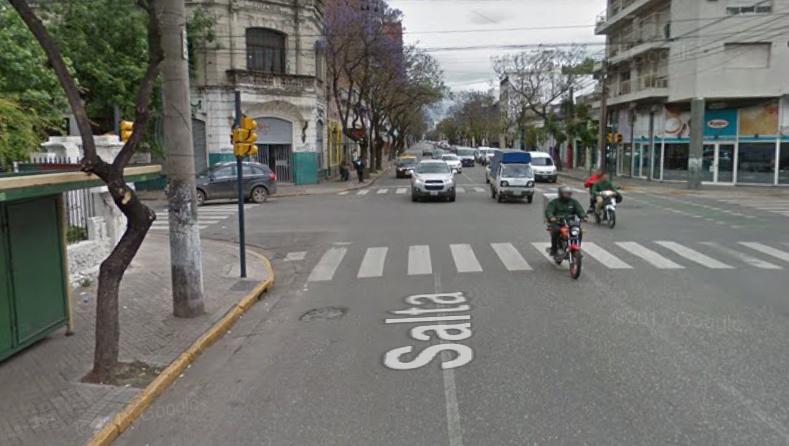 La fatídica esquina de Ovidio Lagos y Salta, donde los semáforos fallaron, no tendría grabación.