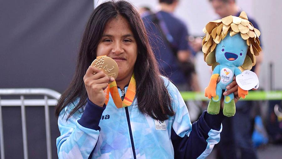 Yanina Martínez, medalla dorada en Río