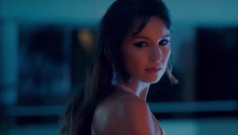 La primera película de la modelo se puede ver en Rosario