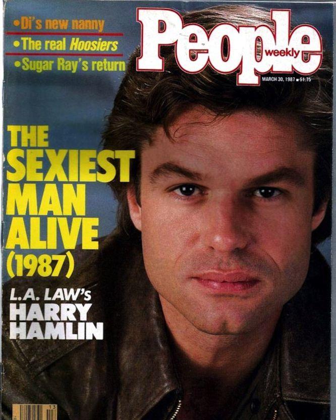 1987:HarryHamlin.