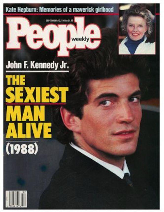1988:John F. Kennedy Jr.